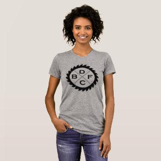 La camiseta de las mujeres de encargo de los