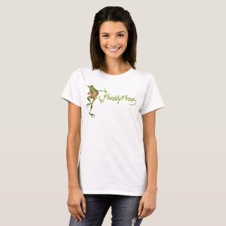 La camiseta de las mujeres de FreddyFrog
