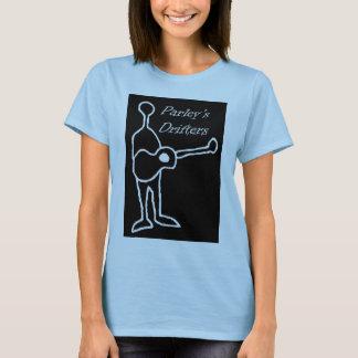 La camiseta de las mujeres de la conferencia