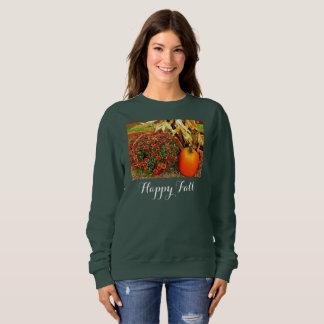 La camiseta de las mujeres de la cosecha de la sudadera