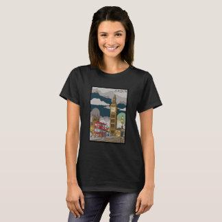 La camiseta de las mujeres de Londres