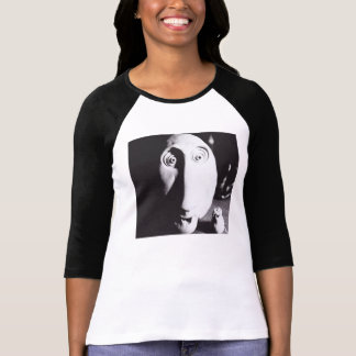 La camiseta de las mujeres de los amigos de la