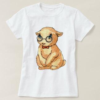 La camiseta de las mujeres de Woodie