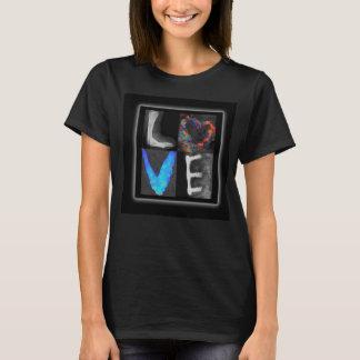 La camiseta de las mujeres del amor