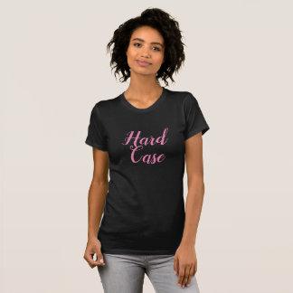 """La camiseta de las mujeres del """"estuche rígido"""""""