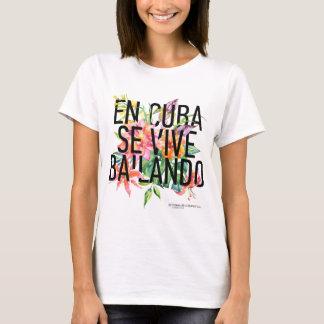La camiseta de las mujeres del SE Vive Bailando