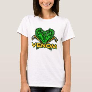 La camiseta de las mujeres del veneno