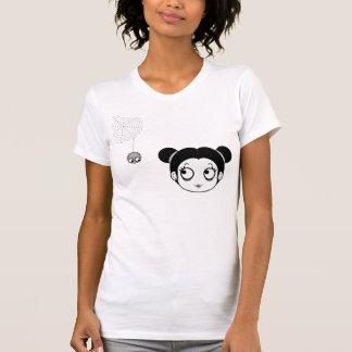La camiseta de las mujeres dulces de Monabell del