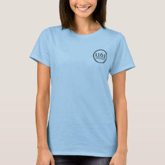 La camiseta de las mujeres excelentes del galope