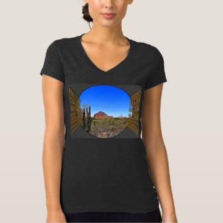 La camiseta de las mujeres más grandes ideales