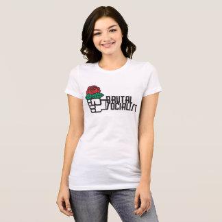 La camiseta de las mujeres socialistas brutales