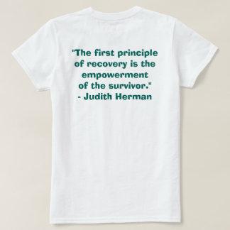 """La camiseta de las """"mujeres todavía permanentes"""""""