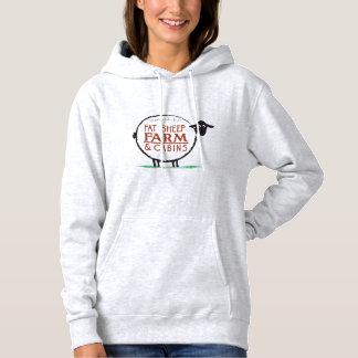 La camiseta de las ovejas de las mujeres gordas de