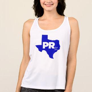 La camiseta de las señoras corrientes de PRx