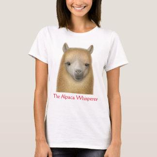 La camiseta de las señoras del Whisperer de la