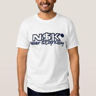 La camiseta de los hombres - blanco