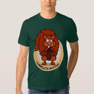 La camiseta de los hombres completos de Nutter