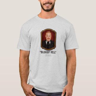 La camiseta de los hombres de Brackenreid del