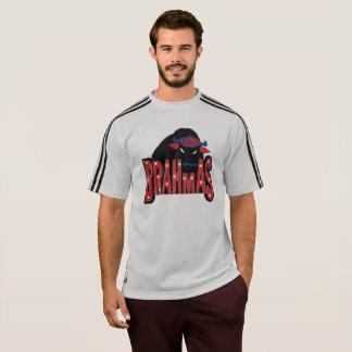 La camiseta de los hombres de Brahmas Adidas del