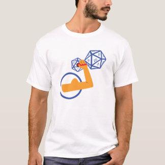 La camiseta de los hombres de la manada de Jerd