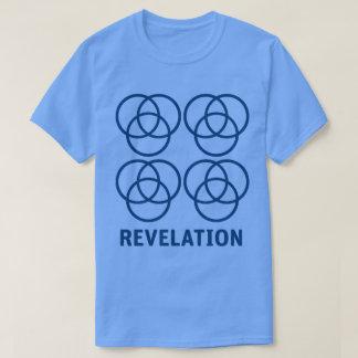 La camiseta de los hombres de la revelación