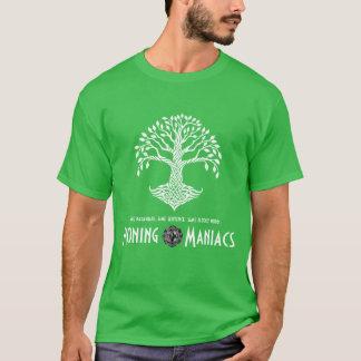 La camiseta de los hombres de los maniacos de
