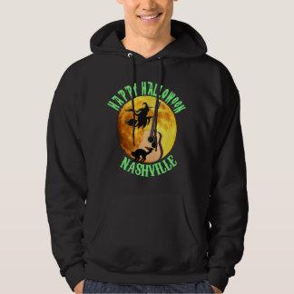 La camiseta de los hombres de Nashville del feliz