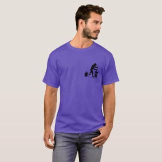la camiseta de los hombres del boilerstatus