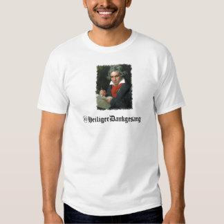 La camiseta de los hombres del @HeiligerDankgesang