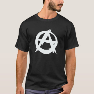 La camiseta de los hombres del logotipo del