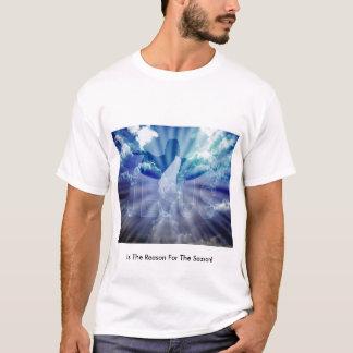 La camiseta de los hombres del navidad