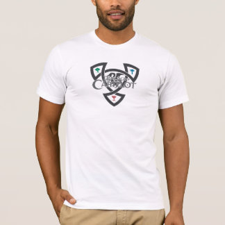 La camiseta de los hombres del nudo de DAoC