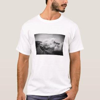 La camiseta de los hombres del tren el | del