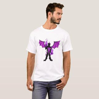 La camiseta de los hombres HEROICOS del dragón de