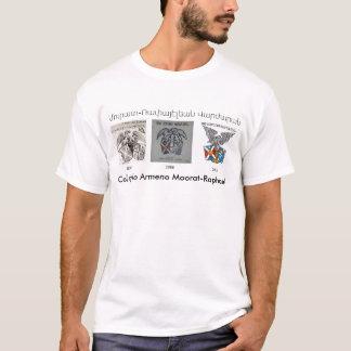 La camiseta de los hombres históricos de los