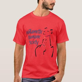 La camiseta de los hombres (ninguna etiqueta