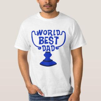 La camiseta de los mejores del papá del mundo de