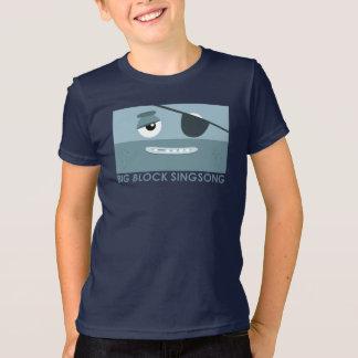 La camiseta de los niños del pirata de BBSS