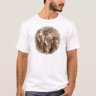 La camiseta de los padres de familia de Meerkat