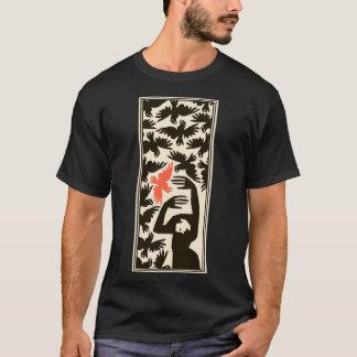 La camiseta de los pájaros