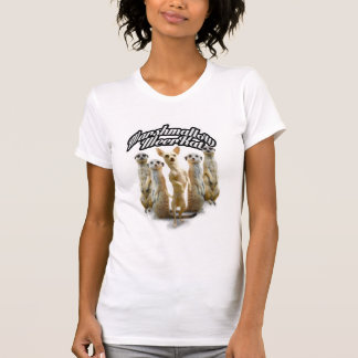 La camiseta de Meerkat de la melcocha