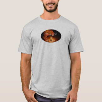 La camiseta de mis hombres del celemín