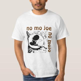 La camiseta de ningunos hombres de Mojo