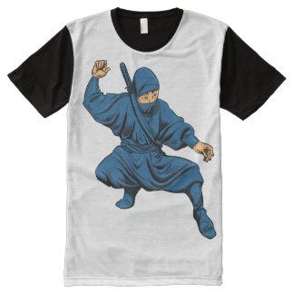 La camiseta de Ninja