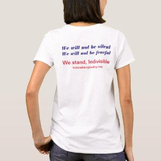 La camiseta de Ojai de las mujeres indivisibles