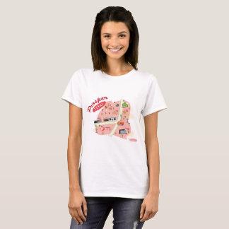 La camiseta de Tejas de la prosperidad