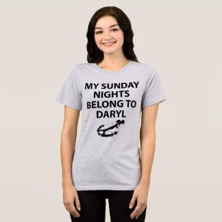 La camiseta de Tumblr mis noches de domingo