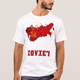 La camiseta de URSS/de Unión Soviética