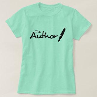 La camiseta del autor