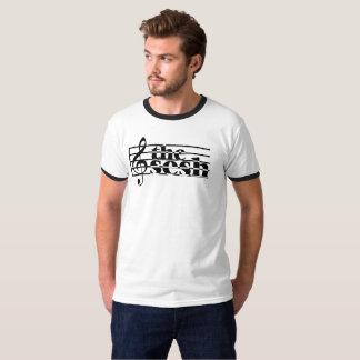 """""""La camiseta del campanero de la escala musical"""